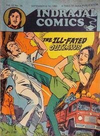 Cover Thumbnail for Indrajal Comics (Bennet, Coleman & Co., 1964 series) #v22#36 [579]