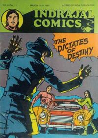 Cover Thumbnail for Indrajal Comics (Bennet, Coleman & Co., 1964 series) #v24#11 [663]