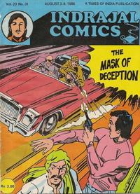 Cover Thumbnail for Indrajal Comics (Bennet, Coleman & Co., 1964 series) #v23#31 [631]