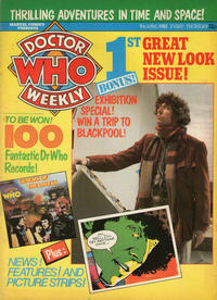 Cover Thumbnail for Doctor Who Weekly (Marvel UK, 1979 series) #26
