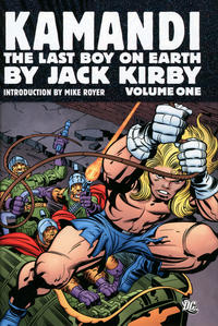 Cover Thumbnail for Kamandi, the Last Boy on Earth by Jack Kirby (DC, 2011 series) #1