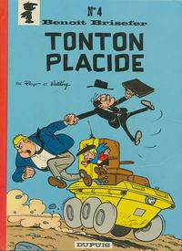 Cover Thumbnail for Benoît Brisefer (Dupuis, 1962 series) #4 - Tonton Placide