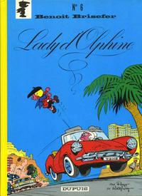 Cover Thumbnail for Benoît Brisefer (Dupuis, 1962 series) #6 - Lady d'Olphine