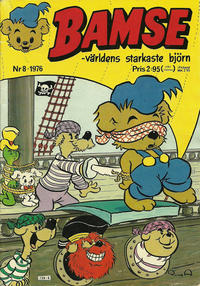 Cover Thumbnail for Bamse (Semic, 1976 series) #8/1976