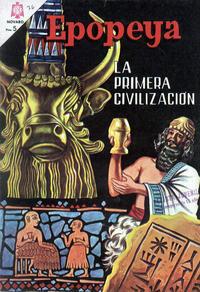 Cover Thumbnail for Epopeya (Editorial Novaro, 1958 series) #76