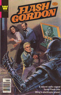 Cover Thumbnail for Flash Gordon (Western, 1978 series) #22 [Whitman]