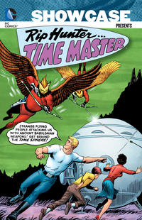 Cover Thumbnail for Showcase Presents: Rip Hunter, Time Master (DC, 2012 series) #1
