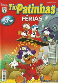 Cover Thumbnail for Tio Patinhas Férias (Editora Abril, 2008 series) #6