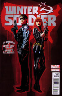 Cover Thumbnail for Winter Soldier (Marvel, 2012 series) #14