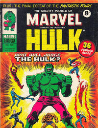 Cover Thumbnail for The Mighty World of Marvel (Marvel UK, 1972 series) #136