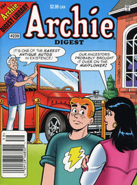 Cover Thumbnail for Archie Comics Digest (Archie, 1973 series) #239 [Canadian]