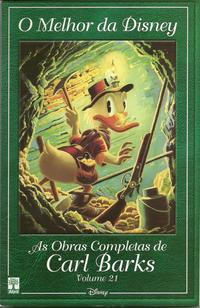 Cover Thumbnail for O Melhor da Disney: As Obras Completas de Carl Barks (Editora Abril, 2004 series) #21