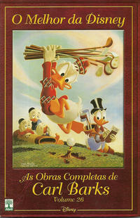 Cover Thumbnail for O Melhor da Disney: As Obras Completas de Carl Barks (Editora Abril, 2004 series) #26