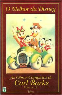 Cover Thumbnail for O Melhor da Disney: As Obras Completas de Carl Barks (Editora Abril, 2004 series) #18
