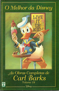 Cover Thumbnail for O Melhor da Disney: As Obras Completas de Carl Barks (Editora Abril, 2004 series) #19
