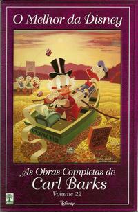 Cover Thumbnail for O Melhor da Disney: As Obras Completas de Carl Barks (Editora Abril, 2004 series) #22