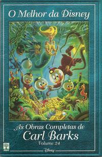 Cover Thumbnail for O Melhor da Disney: As Obras Completas de Carl Barks (Editora Abril, 2004 series) #24