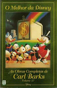 Cover Thumbnail for O Melhor da Disney: As Obras Completas de Carl Barks (Editora Abril, 2004 series) #27
