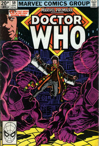 Cover Thumbnail for Marvel Premiere (Marvel, 1972 series) #59 [British price variant]