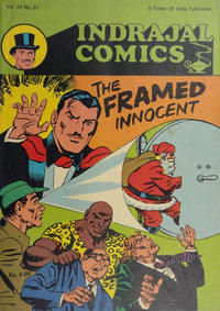 Cover Thumbnail for Indrajal Comics (Bennet, Coleman & Co., 1964 series) #v26#31 [787]