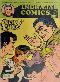 Cover Thumbnail for Indrajal Comics (Bennet, Coleman & Co., 1964 series) #v22#13 [556]