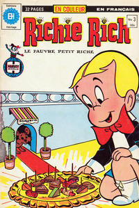 Cover Thumbnail for Richie Rich (Editions Héritage, 1978 series) #3