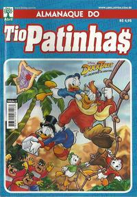 Cover Thumbnail for Almanaque do Tio Patinhas (Editora Abril, 2010 series) #4