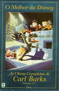 Cover Thumbnail for O Melhor da Disney: As Obras Completas de Carl Barks (Editora Abril, 2004 series) #17