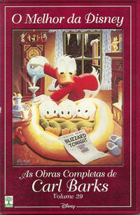 Cover Thumbnail for O Melhor da Disney: As Obras Completas de Carl Barks (Editora Abril, 2004 series) #29