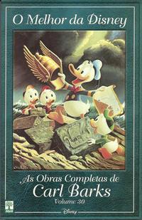 Cover Thumbnail for O Melhor da Disney: As Obras Completas de Carl Barks (Editora Abril, 2004 series) #30