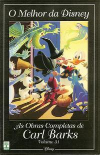 Cover Thumbnail for O Melhor da Disney: As Obras Completas de Carl Barks (Editora Abril, 2004 series) #31