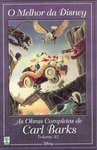 Cover Thumbnail for O Melhor da Disney: As Obras Completas de Carl Barks (Editora Abril, 2004 series) #32