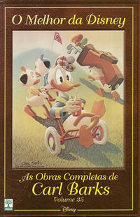 Cover Thumbnail for O Melhor da Disney: As Obras Completas de Carl Barks (Editora Abril, 2004 series) #35