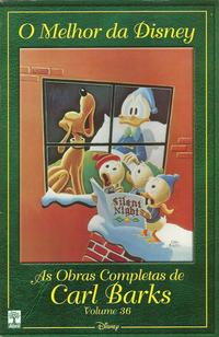 Cover Thumbnail for O Melhor da Disney: As Obras Completas de Carl Barks (Editora Abril, 2004 series) #36