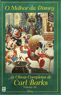 Cover Thumbnail for O Melhor da Disney: As Obras Completas de Carl Barks (Editora Abril, 2004 series) #38