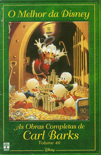 Cover Thumbnail for O Melhor da Disney: As Obras Completas de Carl Barks (Editora Abril, 2004 series) #40