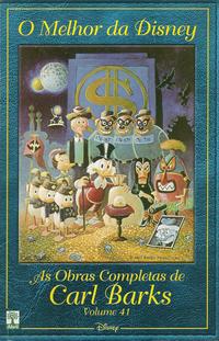 Cover Thumbnail for O Melhor da Disney: As Obras Completas de Carl Barks (Editora Abril, 2004 series) #41