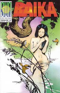 Cover Thumbnail for Raika (Sun Comic Publishing, 1992 series) #2