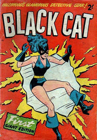 Cover Thumbnail for Black Cat (Magazine Management, 1960 ? series)