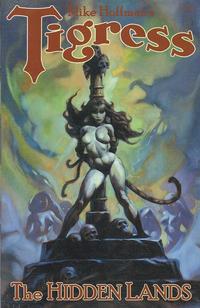 Cover Thumbnail for Tigress The Hidden Lands (Basement, 2002 series)