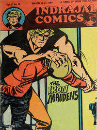 Cover Thumbnail for Indrajal Comics (Bennet, Coleman & Co., 1964 series) #v21#12 [507]