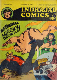 Cover Thumbnail for Indrajal Comics (Bennet, Coleman & Co., 1964 series) #v24#34 [686]