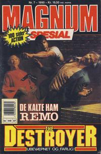 Cover Thumbnail for Magnum Spesial (Bladkompaniet / Schibsted, 1988 series) #7/1990