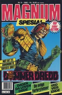 Cover Thumbnail for Magnum Spesial (Bladkompaniet, 1988 series) #8/1990