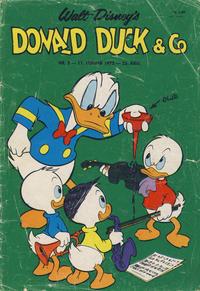Cover Thumbnail for Donald Duck & Co (Hjemmet / Egmont, 1948 series) #3/1972