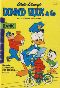 Cover Thumbnail for Donald Duck & Co (Hjemmet / Egmont, 1948 series) #5/1972