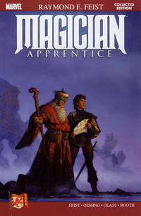 Cover Thumbnail for Magician Apprentice Collected Edition (Marvel, 2006 series) #1