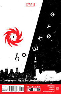 Cover Thumbnail for Hawkeye (Marvel, 2012 series) #7