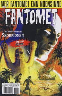 Cover Thumbnail for Fantomet (Hjemmet / Egmont, 1998 series) #1-2/2013