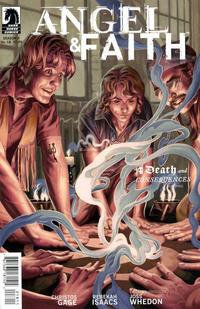 Cover Thumbnail for Angel & Faith (Dark Horse, 2011 series) #18 [Steve Morris Cover]
